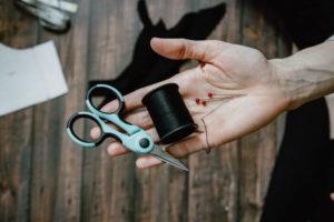 縫紉新手不知道從何開始?一針一線和一雙手是你的朋友!